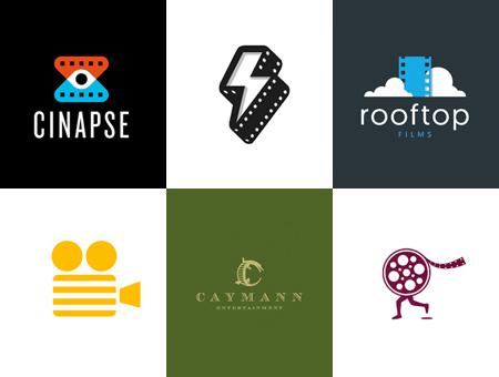 16个有趣的影视电影元素的logo设计集锦