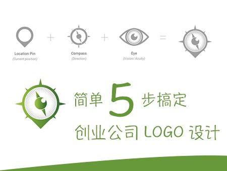 5步搞定创业公司的LOGO设计(信息图)