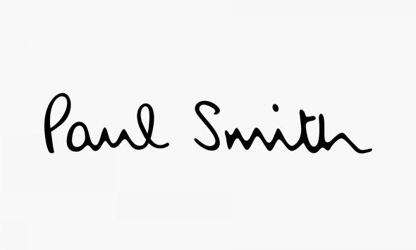 Paul Smith – Signature(文字签名)logo