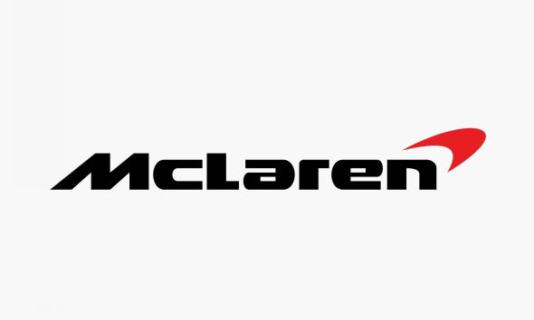 The McLaren – Various Marques(品牌字体)logo