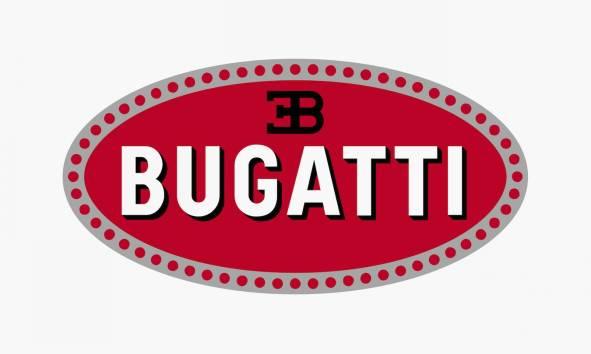 The Bugatti – Oval(椭圆徽章)logo