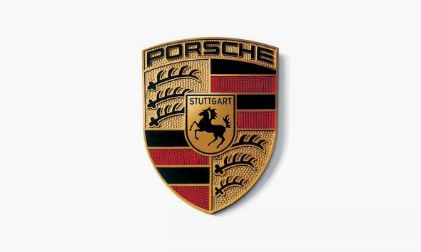 The Porsche – Horse(奔马)logo