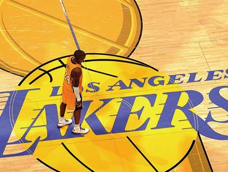 再见科比,洛杉矶湖人队标logo发展史