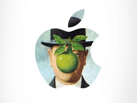 Art + Logo, 来看看这些著名logo与名画的结合?