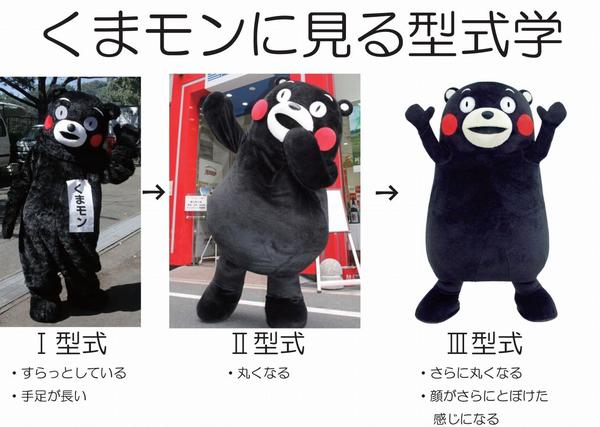 带你认识这只红遍全球的卡通吉祥物—熊本熊3