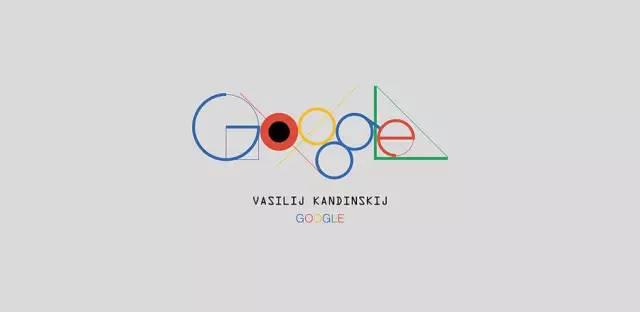 苹果、谷歌这些大牌logo被梵高莫奈这些大师重设计后……9