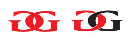 123标志原创字体logo设计(399元套餐)案例欣赏