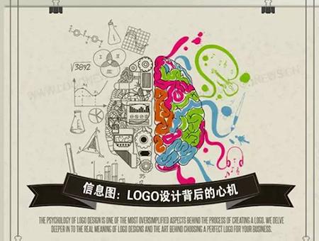 Logo设计背后的心机(信息图)