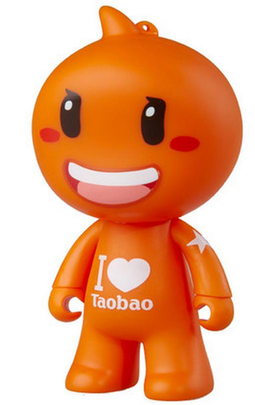 BAT这些互联网公司卡通logo吉祥物公仔周边设计大盘点!