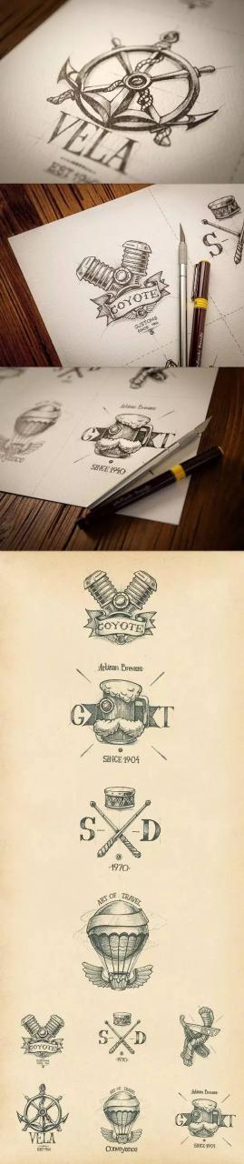为什么设计师都不愿意帮朋友设计logo?