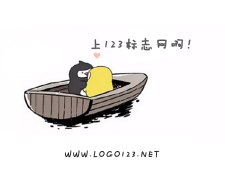 和设计师朋友友谊的小船说翻就翻,那是因为你没用123标志网设计logo!