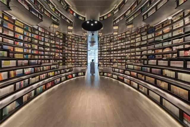 不可错过的高颜值书店设计—钟书阁杭州店
