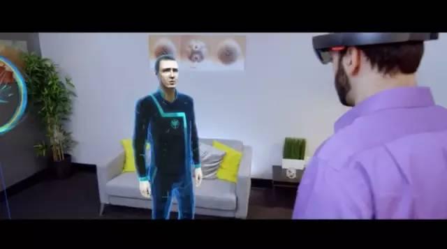 不远的将来,也许我们用VR设备在虚拟世界做设计了