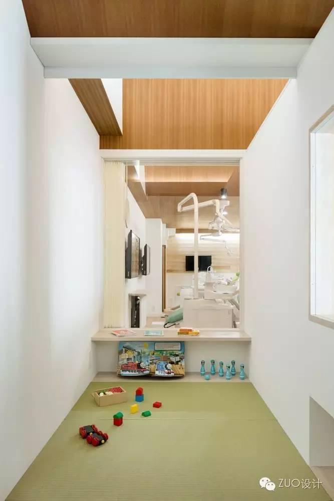 为了让人们不会再害怕走进医院,设计师们设计出像家一样温暖的医院