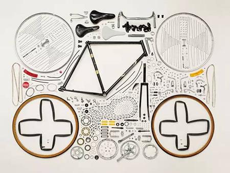 结构设计—将电器拆开都能玩成艺术品?