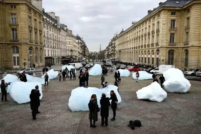 设计师为了让人们意识到全球变暖已经操碎了心