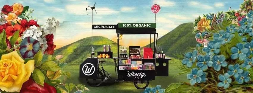 这个移动环保咖啡车品牌是有什么样的魔力敢跟星巴克踢馆?