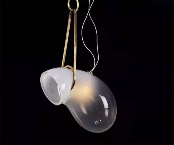 这些像艺术品一样的灯具设计美的不像实力派