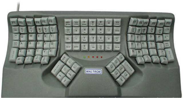 """键盘的设计为什么会如此""""反人类""""?"""