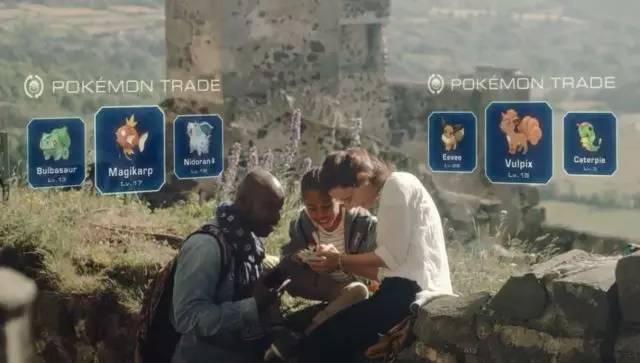 一款怀旧主题的AR手机游戏pokemon go,是如何点燃全球