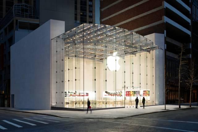 苹果店这些出色的pian