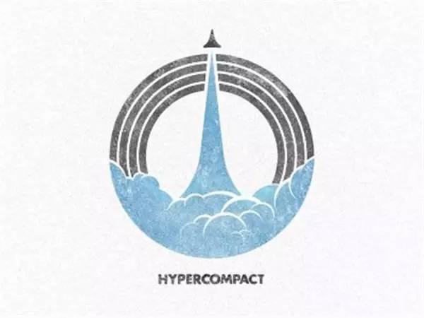 千篇一律的logo中,给你的企业设计一款圆形的logo吧