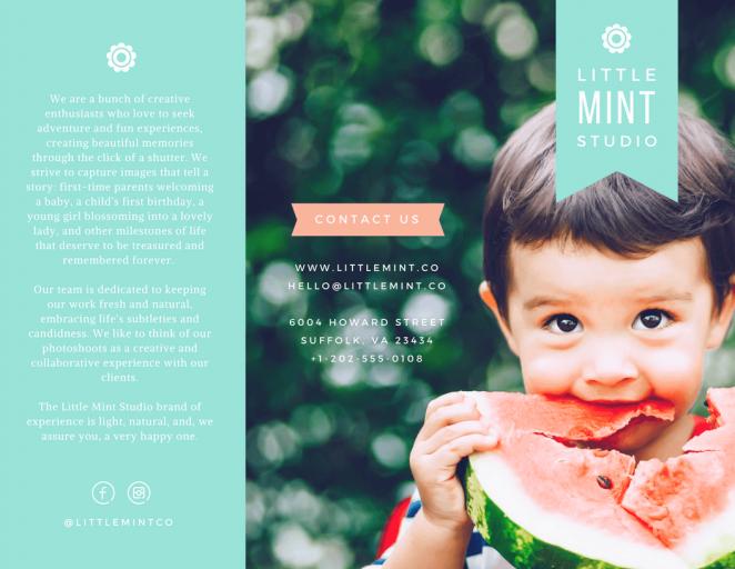 平面设计小技巧分享之如何设计一款优秀的宣传册35