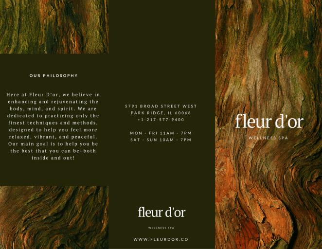 平面设计小技巧分享之如何设计一款优秀的宣传册41