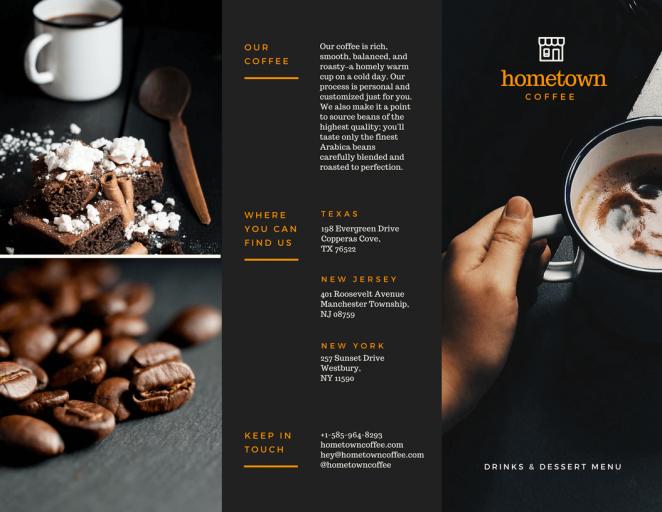 平面设计小技巧分享之如何设计一款优秀的宣传册45