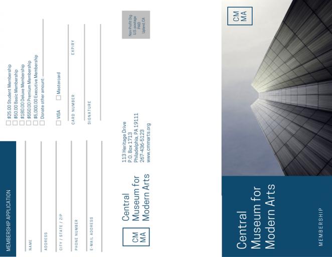 平面设计小技巧分享之如何设计一款优秀的宣传册57