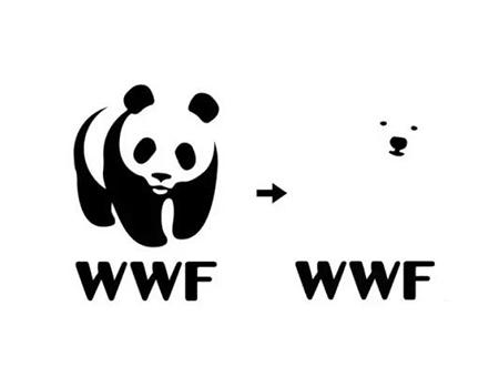 当大熊猫不再濒危,如何像WWF一样做一款有意义的公益LOGO
