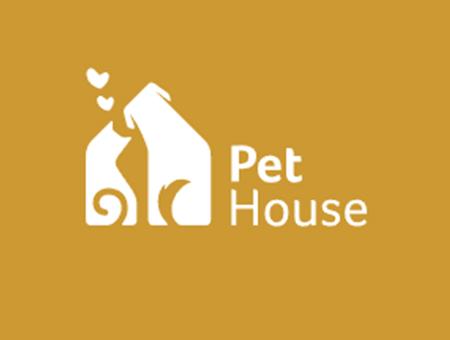 看过这些创意动物以及宠物logo设计,心都被萌化了~