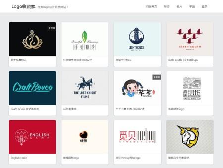 Logo收藏家新版正式上线(网站logo征集中)