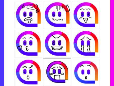 听说陌陌换了彩色新logo?那些五颜六色的logo欣赏
