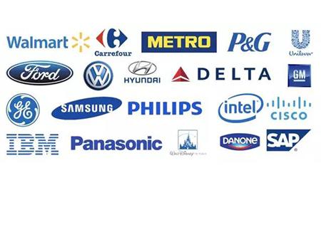 扒一扒世界500强企业LOGO的特点和中国知名企业标志的设计风格