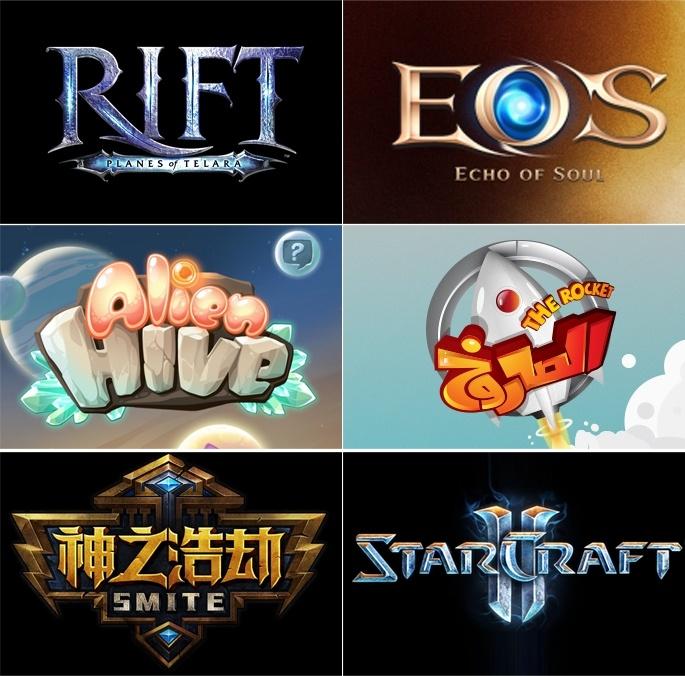 一款优秀的游戏LOGO应该长什么样?