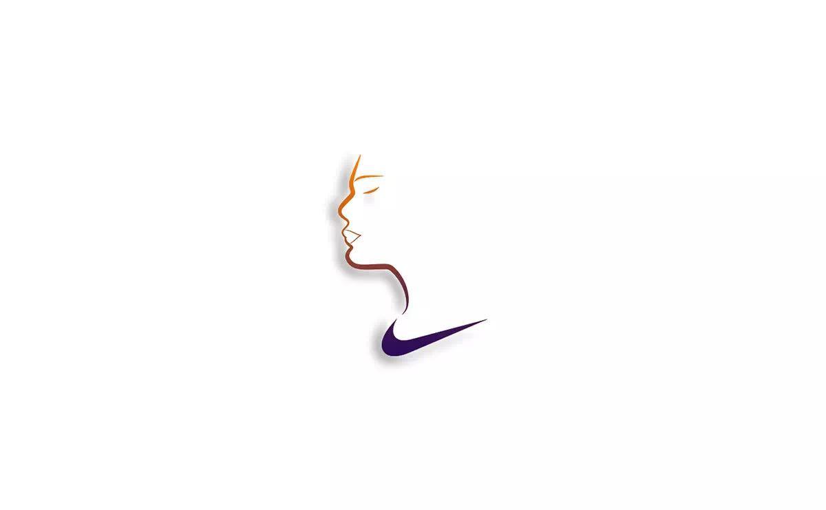 NIKE推出全新女性运动品牌logo,点燃当代女性全新生活方式!