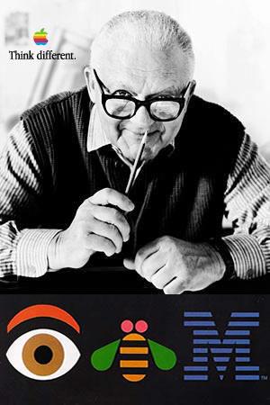 你知道世界上最成功的10位LOGO设计师吗?