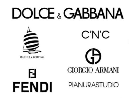 扫盲 快来看看这些时尚大牌logo,你认识几个?