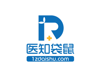 有一款医疗类logo设计出炉了, 医知袋鼠互联网医疗平台!