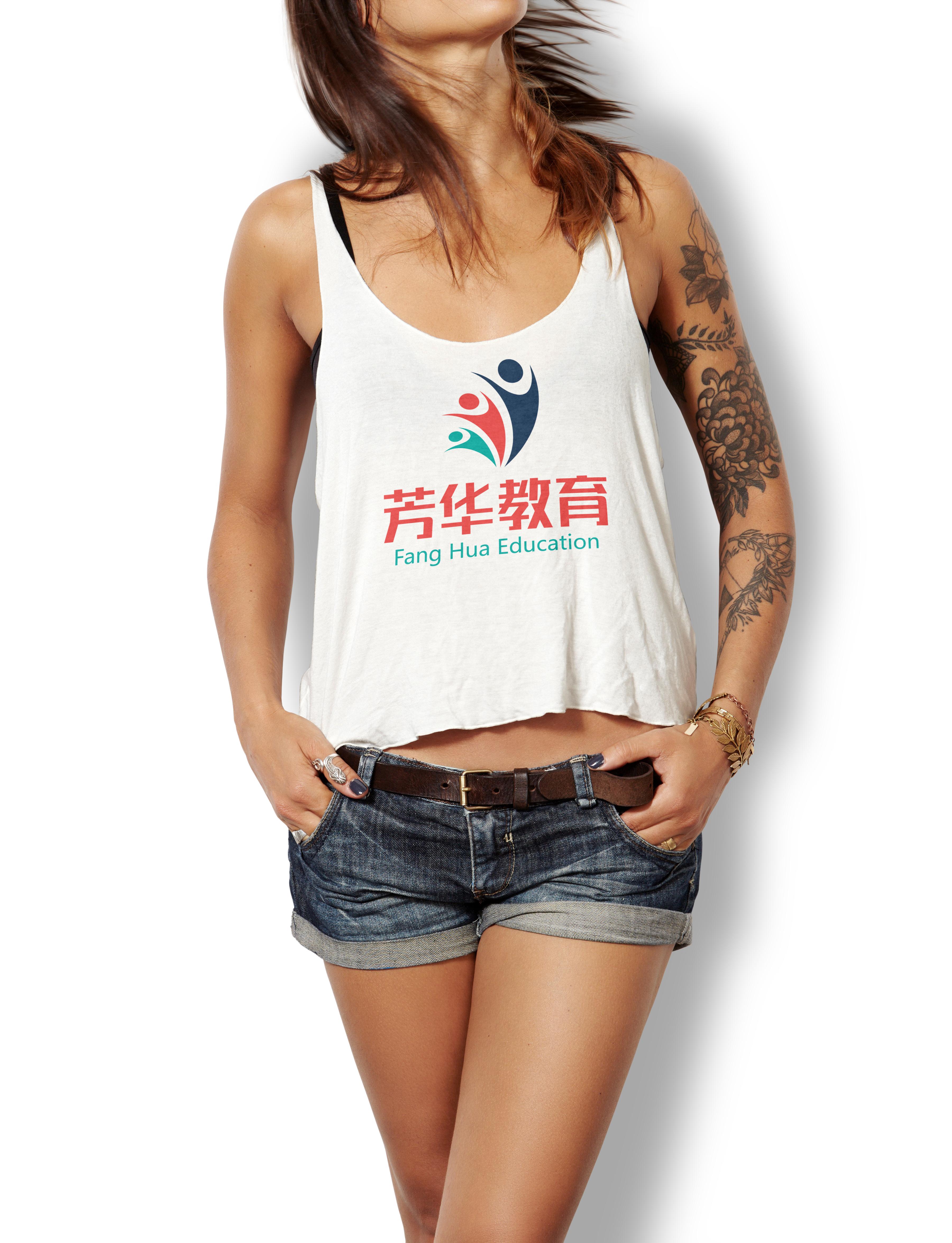 Young tattooed woman tank