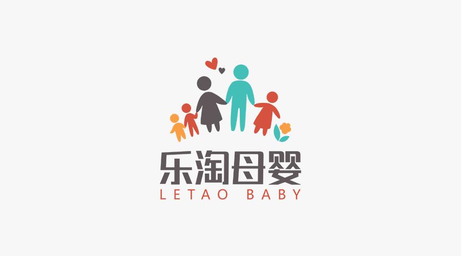 母婴儿童类设计LOGO