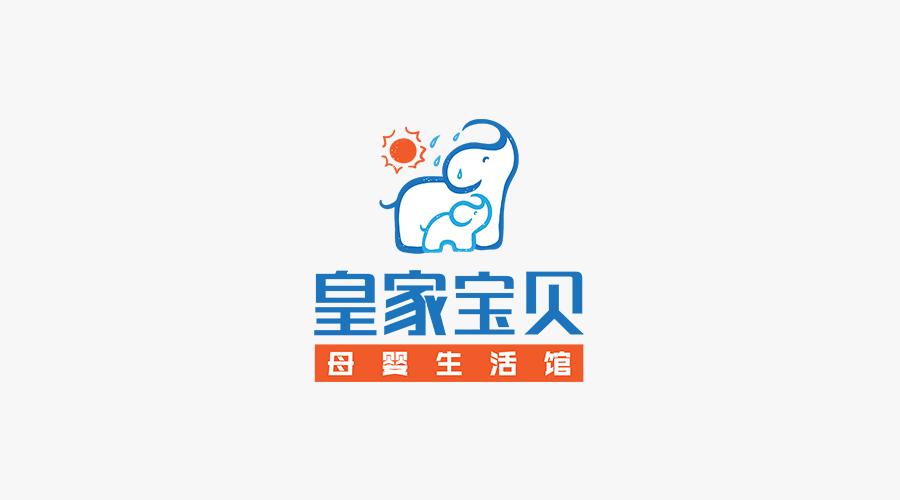母婴儿童设计LOGO