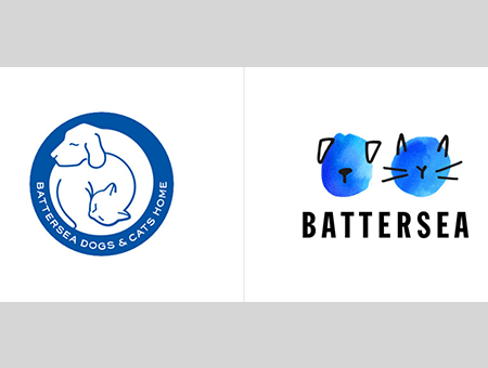 Battersea宠物收容所新旧LOGO更新以及他背后的故事