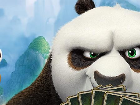 功夫熊猫再也不是东方梦工厂的LOGO代言人了