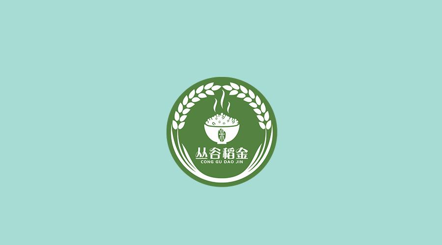 生态农业类设计logo(设计师原创)