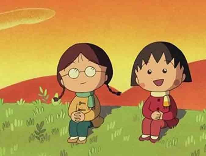《樱桃小丸子》作者逝世 | 谢谢你,让这个9岁小女孩,照亮了我的整个童年!