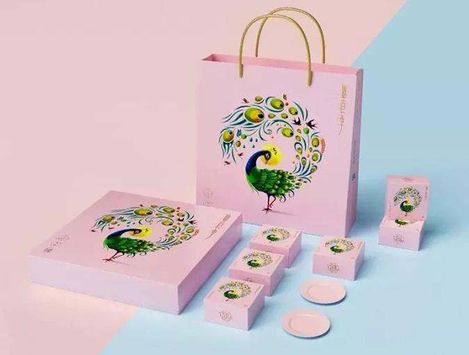 2018中秋月饼包装设计,你最喜欢哪款?