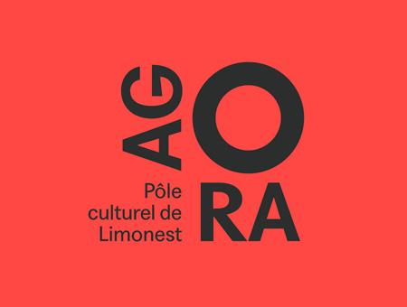 英文字体logo设计可以有不同组合形式吗?来看看Agora 吧