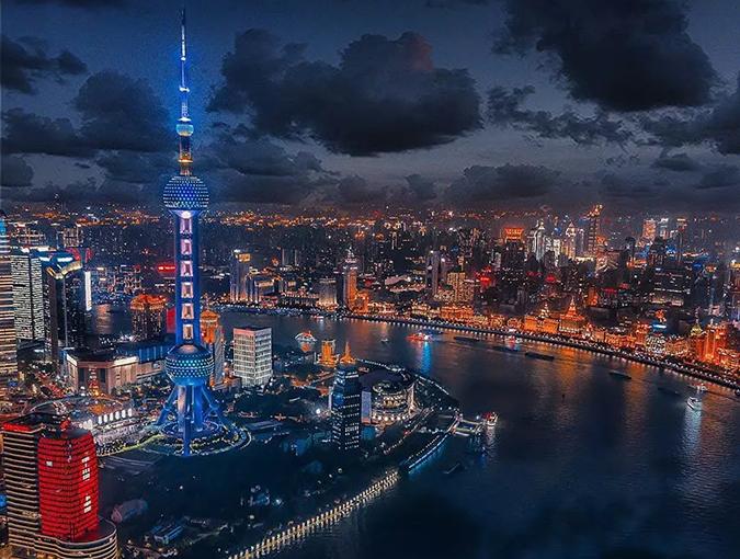 德国摄影师Mark Siegemund镜头下的上海:真是不负魔都之名!